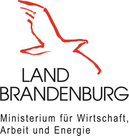 Dieses Projekt wird durch das Ministerium für Wirtschaft, Arbeit und Energie des Landes Brandenburg aus Mitteln des Europäischen Sozialfonds und des Landes Brandenburg gefördert.